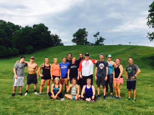 WOD at The Hill
