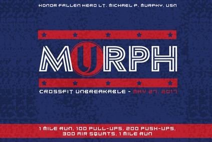 CrossFit Unbreakable 5th Annual Murph – 2017